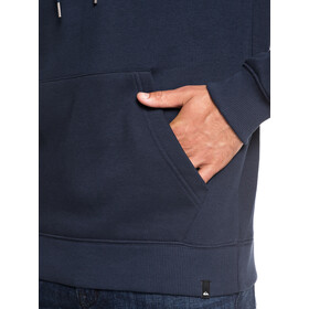 Quiksilver Big Logo Capuche Homme, navy blazer